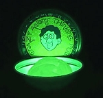 Thinking Putty Glow Krypton