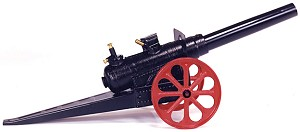 Big Bang Major Field Cannon