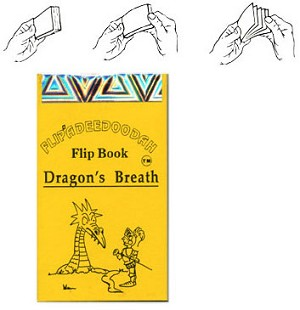 Dragon's Breath Flipbook