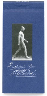 Muybridge Male Nude Walking Flipbook