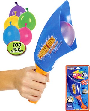 Power Toss Water Balloon Launcher
