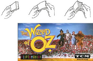 Wizard of Oz Flipbook
